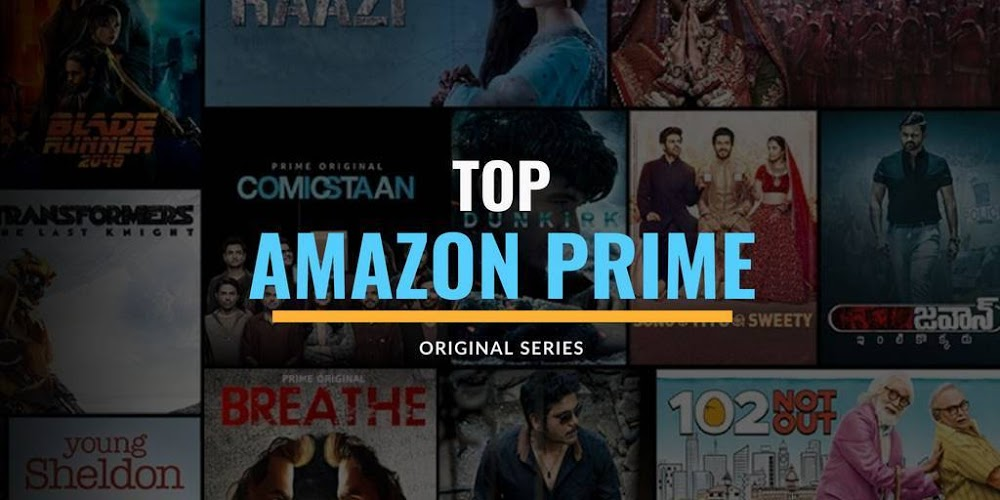 Best Amazon Prime Original Series
