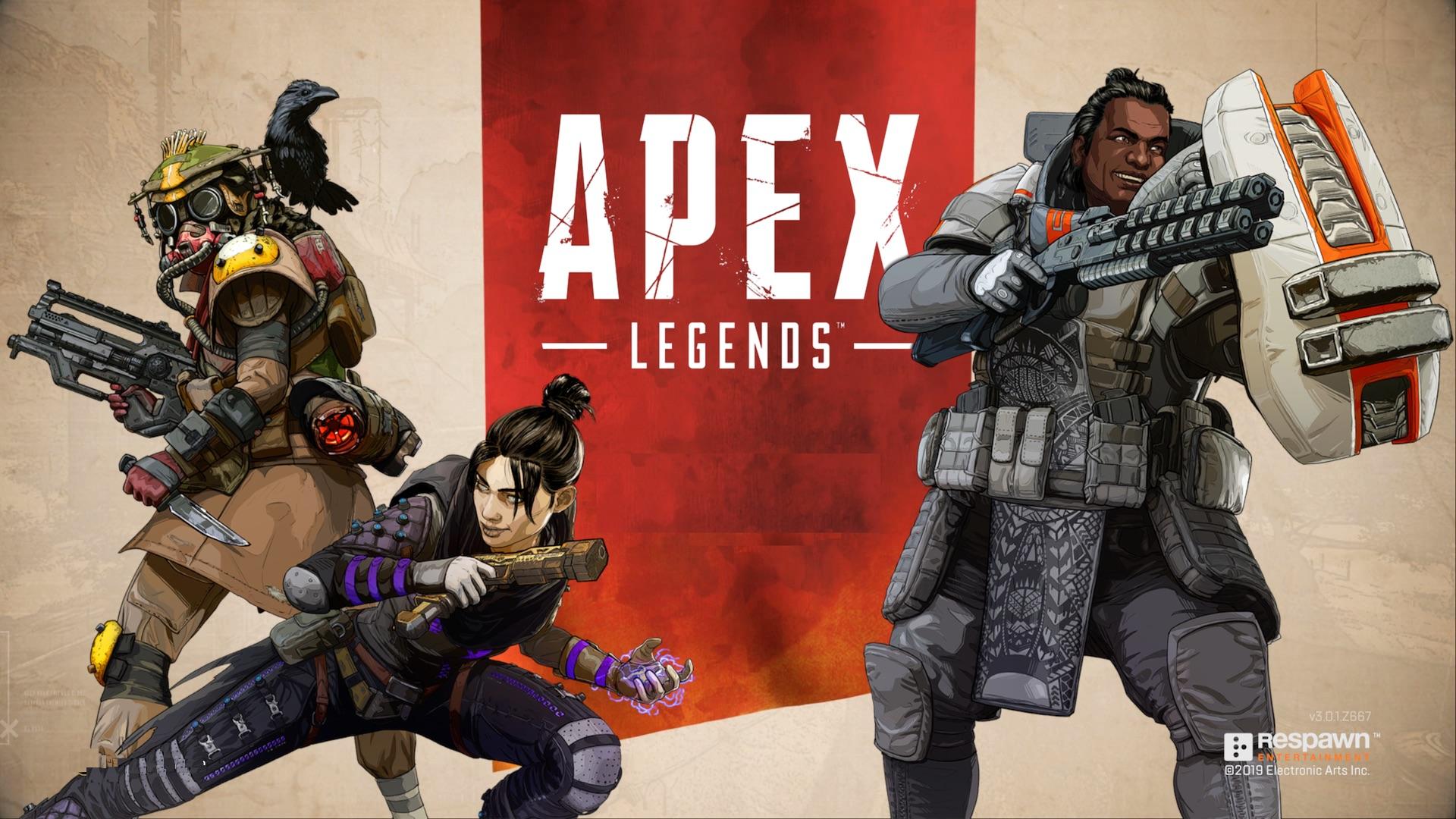 Apex Legends wont launch on PC