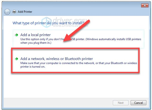 Connect Brother Printer to Computer