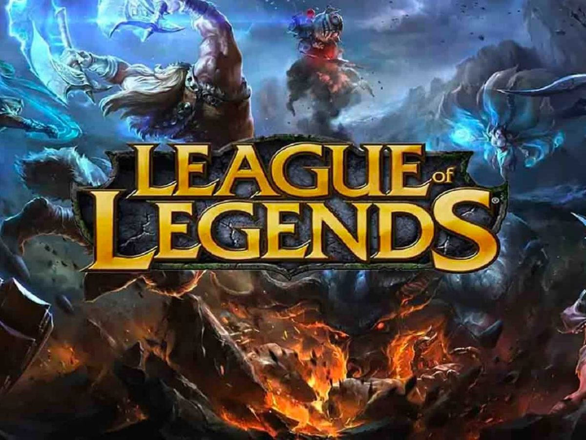 Leagues of Legends black screen