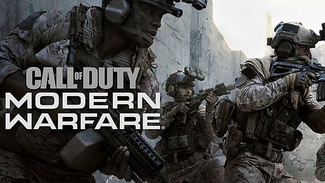 Modern Warfare Crashing