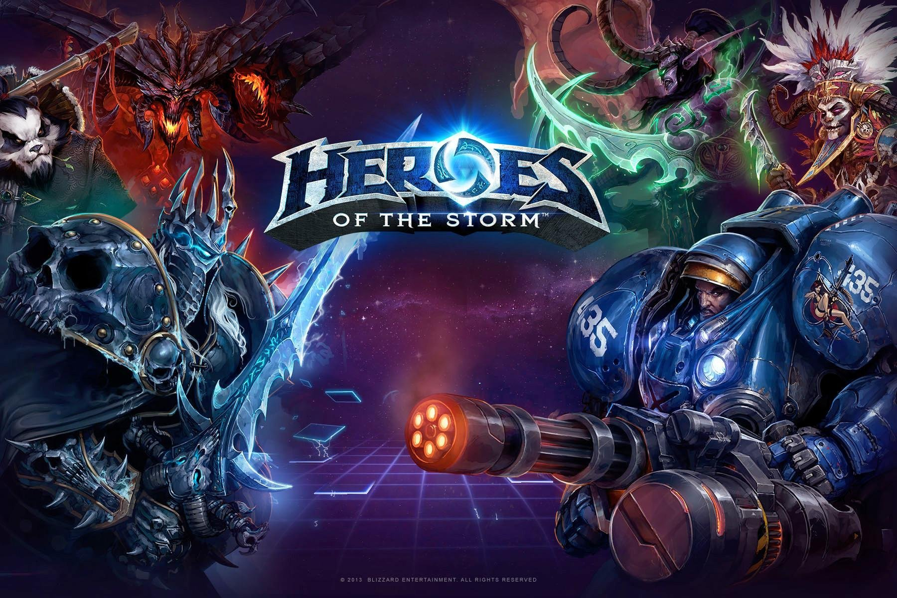 How to Uninstall Heroes of The Storm