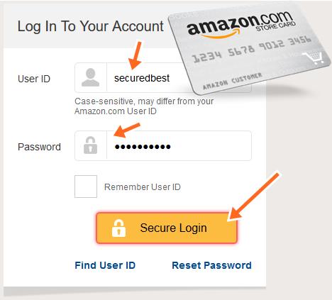 Syncbank.com-Amazon Credit Card