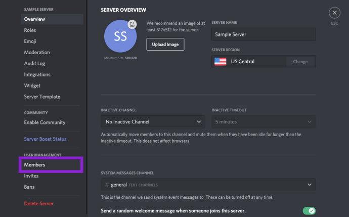 Change Name Colour in Discord