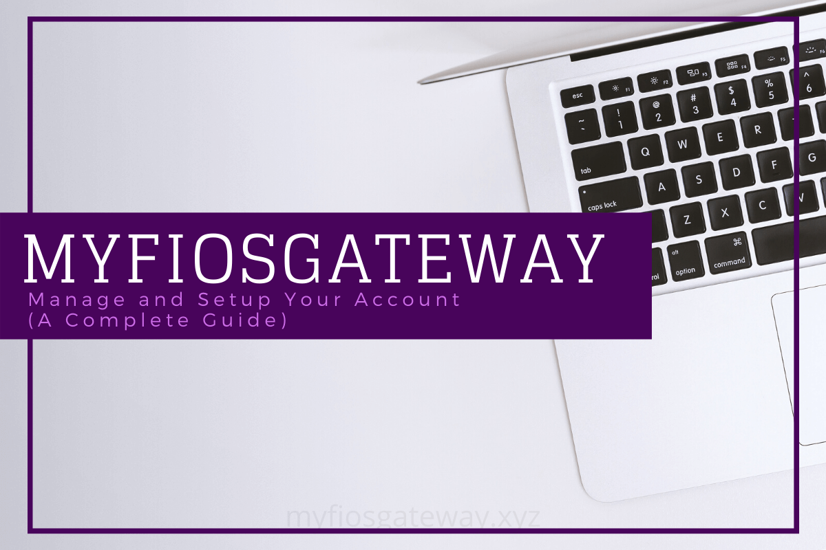 Myfiosgateway – The bridge between devices and your comfort