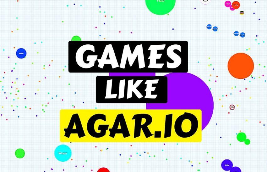 Games Like Agar.Io